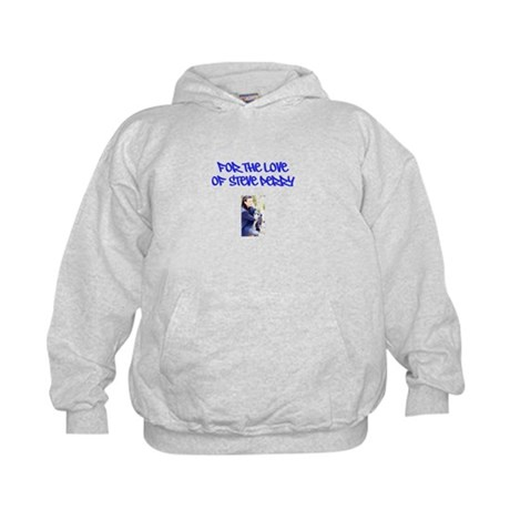 FOR THE LOVE OF STEVE PERRY Kids Hoodie