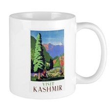 Kashmir Travel Poster 1 Mug