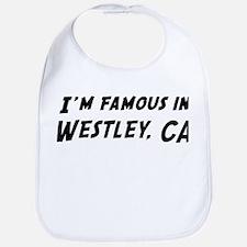 Famous in Westley Bib