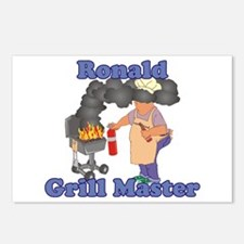 Grill Master Ronald Postcards (Package of 8)
