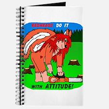 Redheads Attitude Journal
