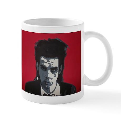Mug - Nick Cave Painting Mugs