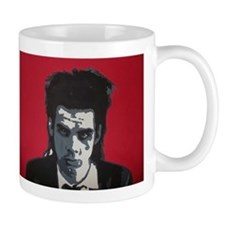 Mug - Nick Cave Painting Mugs
