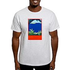 Yugoslavia Travel Poster 1 T-Shirt