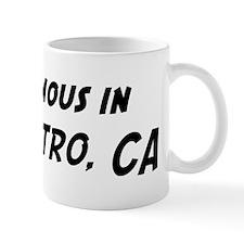 Famous in The Castro Mug