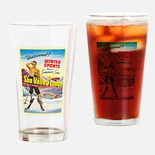 Idaho Travel Poster 1 Drinking Glass