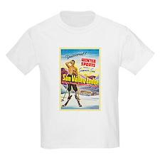 Idaho Travel Poster 1 T-Shirt