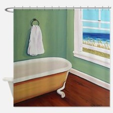 Clawfoot Bathtub Shower Curtains Clawfoot Bathtub Fabric Shower Curtain Liner