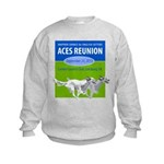 2011Reunion.png Kids Sweatshirt