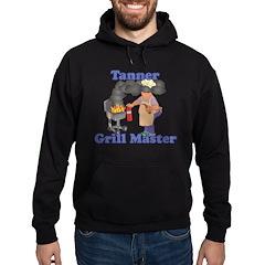 Grill Master Tanner Hoodie (dark)