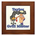 Grill Master Taylor Framed Tile