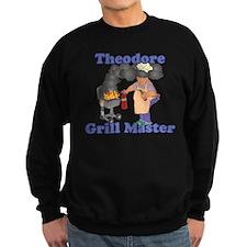 Grill Master Theodore Sweatshirt