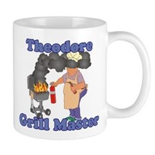 Grill Master Theodore Mug