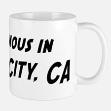 Famous in Temple City Mug