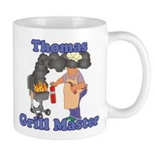 Grill Master Thomas Mug