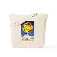 Switzerland Travel Poster 6 Tote Bag