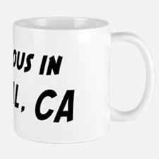 Famous in Temescal Mug