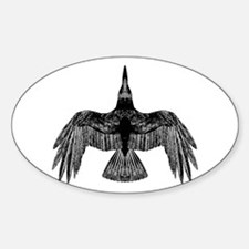 crow Decal