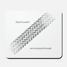 Fast Enough Mousepad