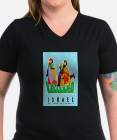 Israel Travel Poster 2 Shirt