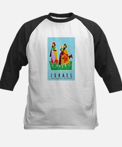 Israel Travel Poster 2 Tee