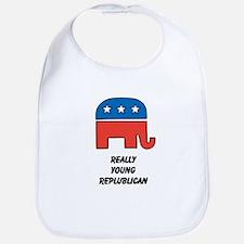 Really Young Republican Bib