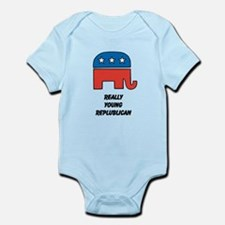 Really Young Republican Infant Bodysuit
