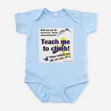Teach me Infant Bodysuit