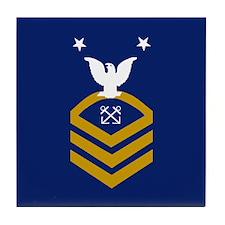 USCG Reserve BMCM<BR> Tile Coaster