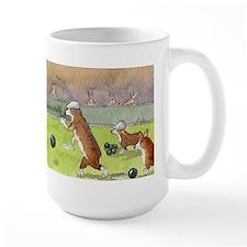 Bowls on the green Mug