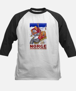 Norway Travel Poster 1 Tee