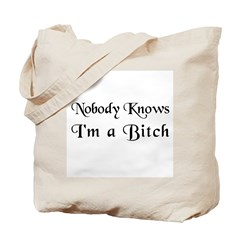 The Bad Lady's Tote Bag