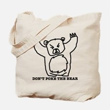 Just Bear Tote Bag