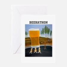 Beerathon-Greeting Card