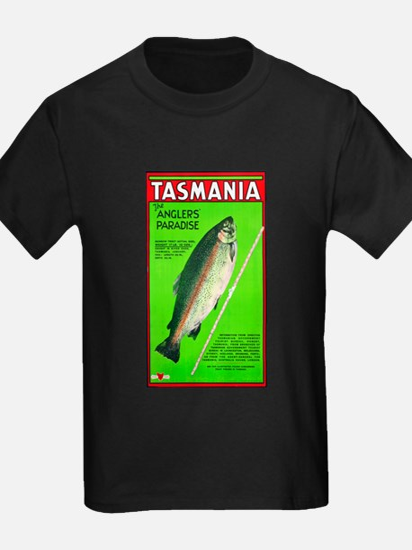 Tasmania Travel Poster 2 T