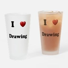 Drawing Drinking Glass