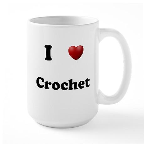 Crochet Large Mug
