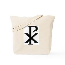 """Chi Rho"" Tote Bag"