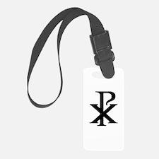 """""""Chi Rho"""" Luggage Tag"""