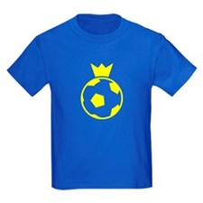 Sweden Soccer Ball Crown T