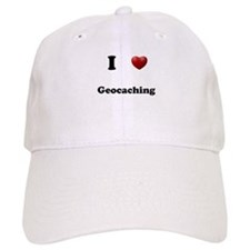 Geocaching Baseball Cap