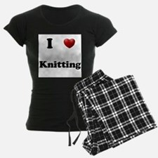 Knitting Pajamas
