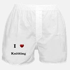 Knitting Boxer Shorts