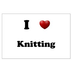 Knitting Posters