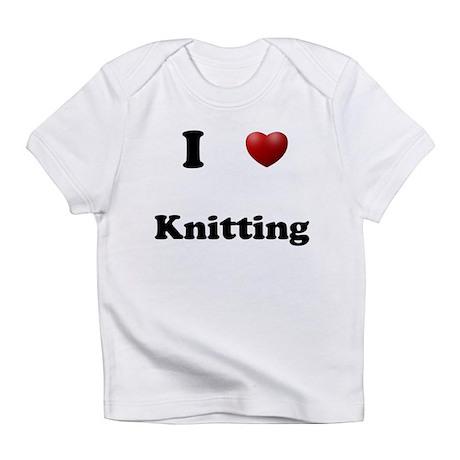 Knitting Infant T-Shirt