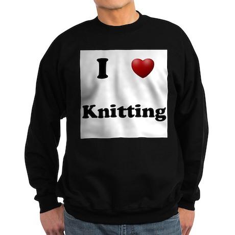 Knitting Sweatshirt (dark)