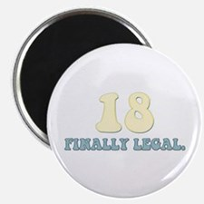 18. Finally Legal Magnet