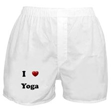 Yoga Boxer Shorts