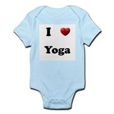 Yoga Infant Bodysuit