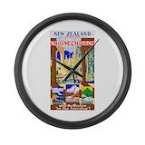 Christchurch Giant Clocks